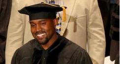 Kanye West honorary graduation