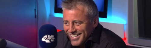 Matt Le Blanc Sings Jason Derulo