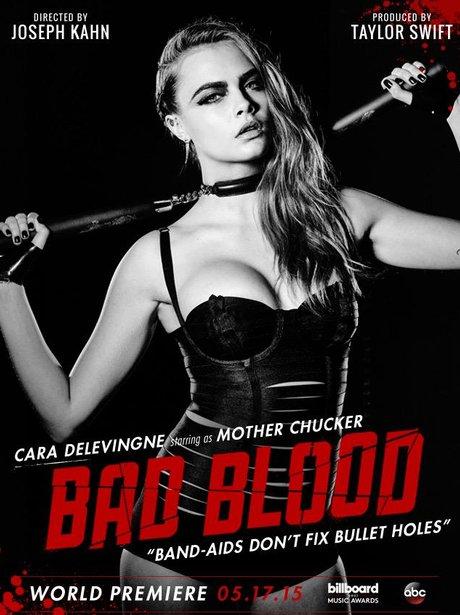 Cara Delevingne Bad Blood Music Video