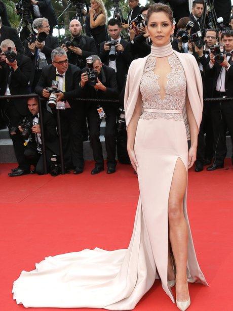 Cheryl Fernandez-Versini Cannes 2015