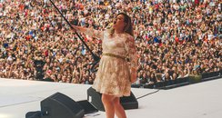 Kelly Clarkson Summertime Ball 2015