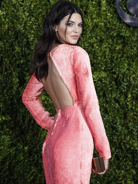 Kendall Jenner at the Tony Awards 2015