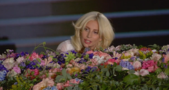 Lady Gaga Baku Games performance