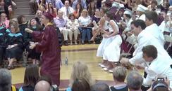 Taylor Swift Shake It Off Graduation Cover