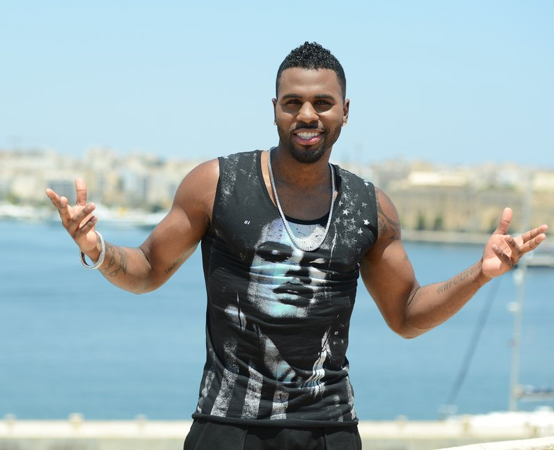 Jason Derulo live at Isle Of MTV Malta 2015