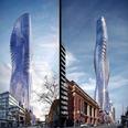 Beyonce inspired Skyscraper