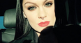 Jessie J with a nose ring