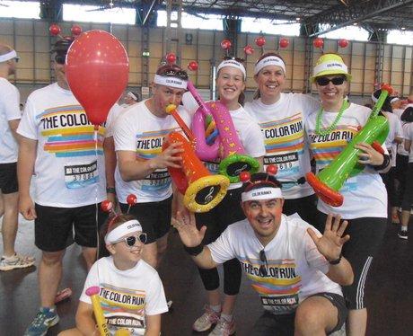 Color Run Came To Birmingham!