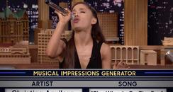 Ariana Grande musical impressions