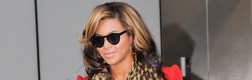 beyonce in casual clothes