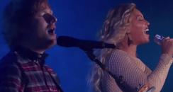Beyonce Ed Sheeran Collaboration