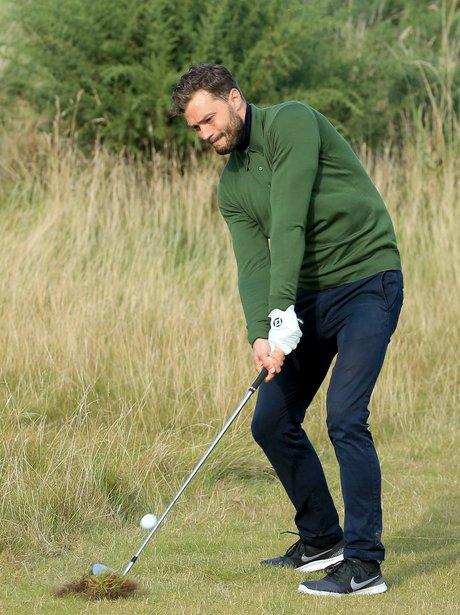 Jamie Dornan Golf