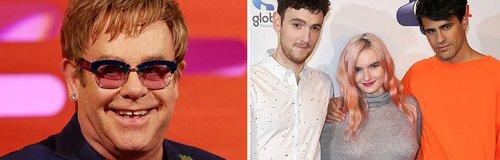 Clean Bandit and Elton John