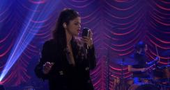 Selena Gomez on Jimmy Fallon
