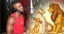 Jason Derulo Lion King