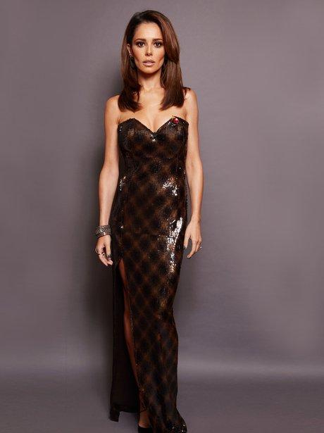 Cheryl Sequin Dress X Factor
