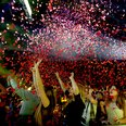 Jingle Bell Ball Crowd Shots 2014