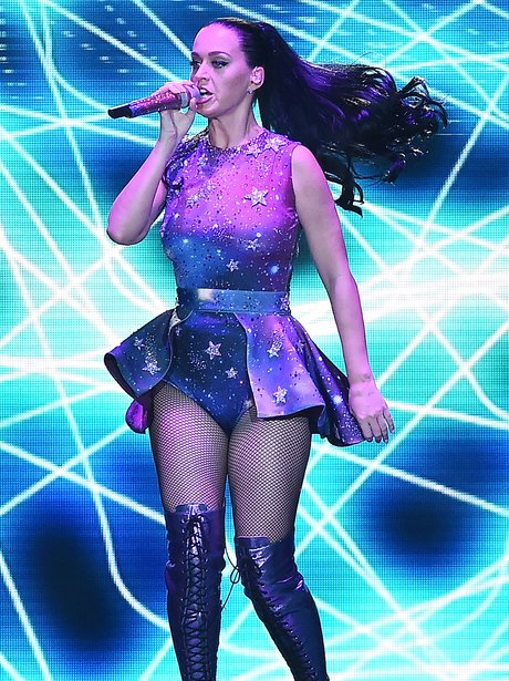 Katy Perry On Stage