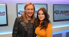 David Guetta and Kat Shoob Interview