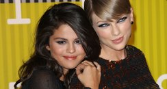 Selena Gomez and Taylor Swift 2015