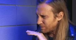 David Guetta British Food