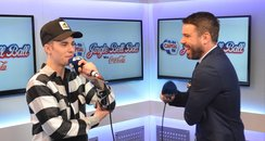 Justin Bieber and Dave Berry Interview