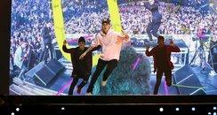 Justin Bieber Live Jingle Bell Ball 2015