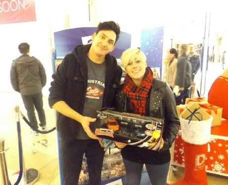 Capital presents toy appeal by St Davids