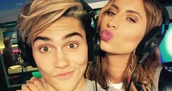 George Shelley Ferne McCann Capital Show