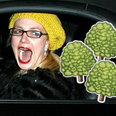 Britney Spears Screaming At Trees