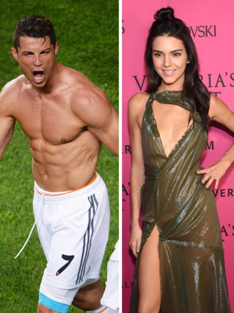 Cristiano Ronaldo Kendall Jenner