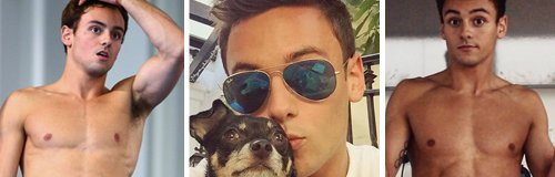 Tom Daley Sexiest Pictures