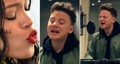 Conor Maynard Rihanna 'Work' Cover