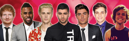 Valentine's Celebrity Date