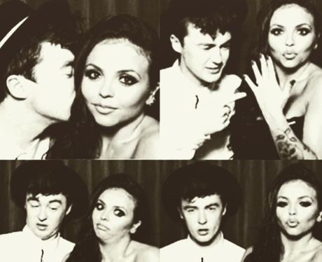 Little Mix's Jesy Nelson & Jake Roche Instagram