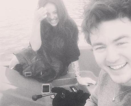 Little Mix's Jesy Nelson & Jake Roche Instagram
