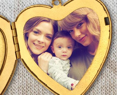Taylor Swift Locket godmother