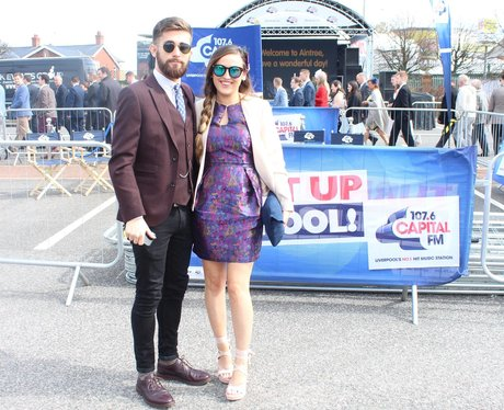 Our Street Stars were at Ladies Day today in Aintr