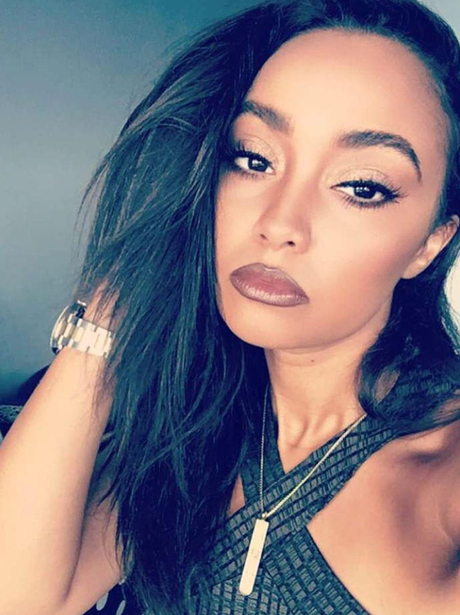 Leigh-Anne Pinnock poses for sultry selfie