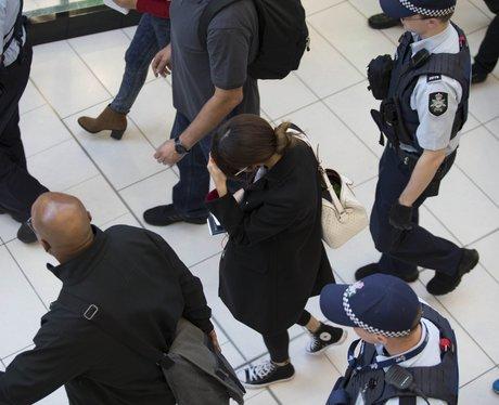 Selena Gomezs excessive security in Sydney