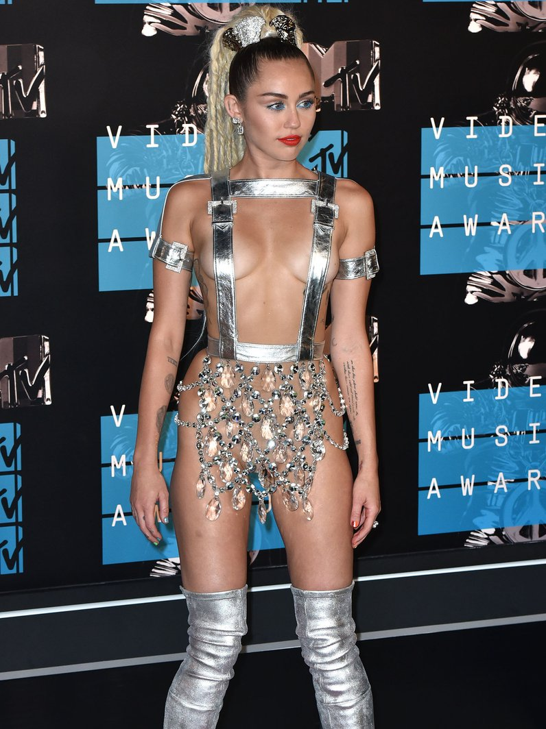 Miley Cyrus MTV VMA's