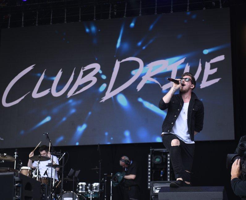 Club Drive Fusion Festival 2016