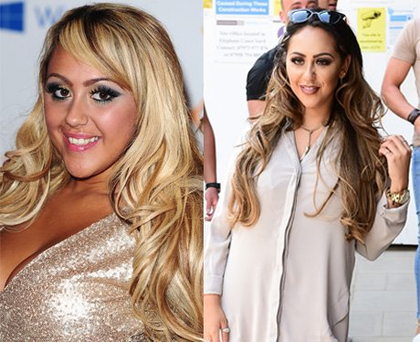 Geordie Shore Then and Now Sophie Kasaei