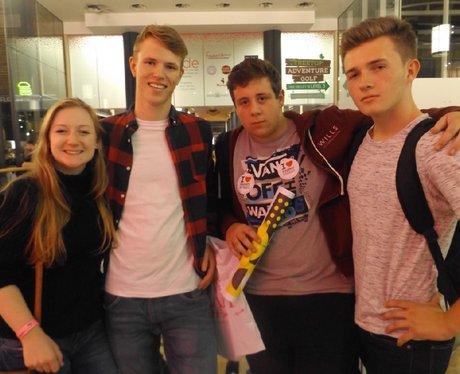 St Davids Student Night Tour