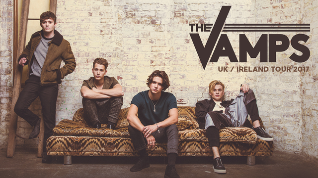 The Vamps 2017 Uk Tour Dates Find Out How To Get Your