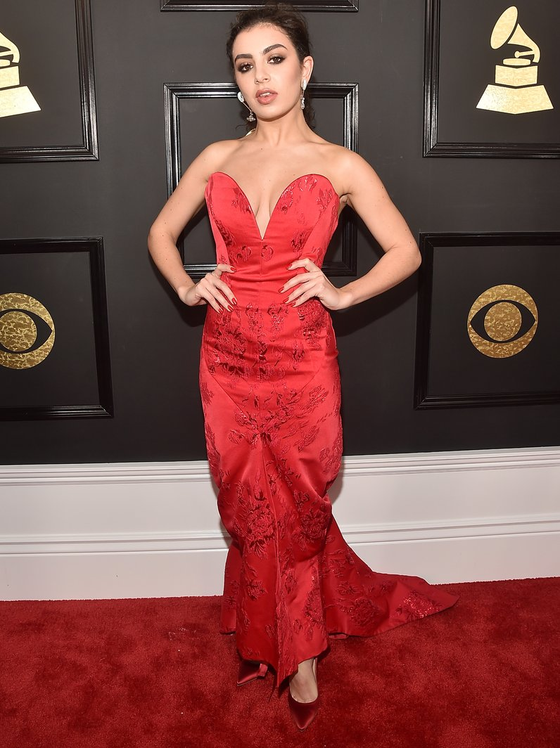 Charli XCX Grammy Awards 2017