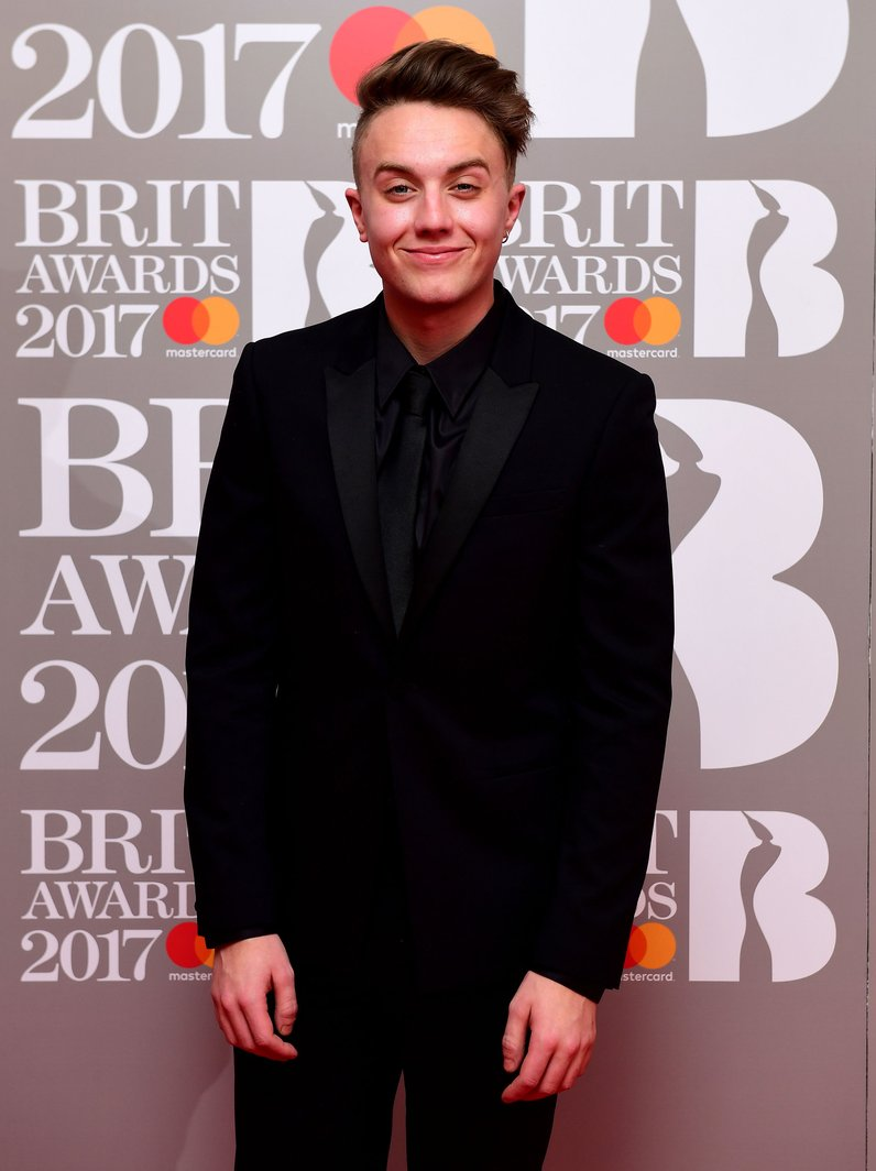 Roman Kemp Brits Red Carpet 2017