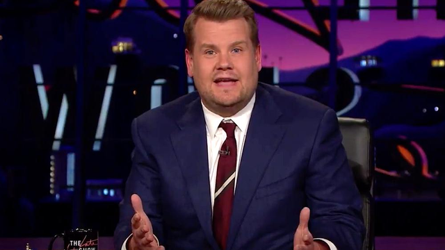 WATCH: James Corden Shares Emotional Message To London, Sending Love And Hope After Terror Attacks