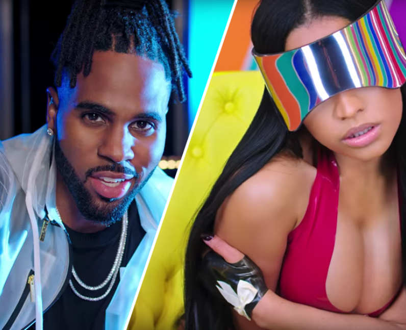 Jason Derulo News, Pictures, and Videos