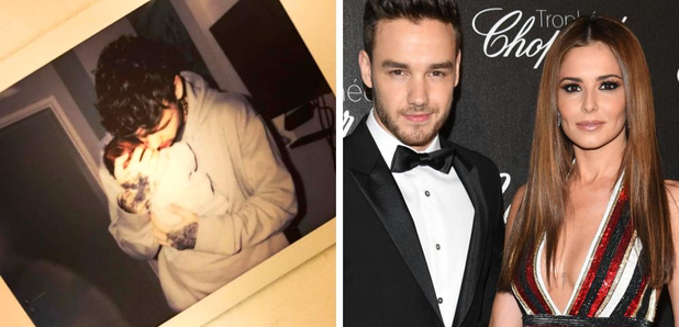 Cheryl & Liam's Baby - First Photos Of The Couple's Son ...